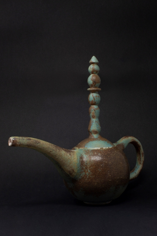Tall Teapot